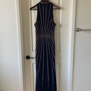 Xscape Beaded Evening Gown